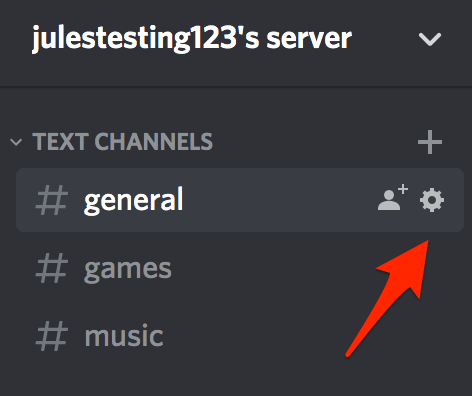 Discord Alerts Channel